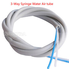 Dental Pro Silicone Tubing Hose 1.8m for 3-Way/Triple Syringe Air Water Tube