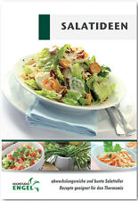 KÖSTLICHE SALATIDEEN geeignet für Thermomix TM5 TM31 Salat Kochstudio-Engel