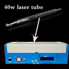 CO2 Hermétique Verre Laser Tube 40W Co2 700mm Longueur pour 40W Gravure au laser