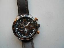 Fossil Herren Chronograph, Quarz, Batterie & W beständig Analog Kleid Armbanduhr.Ch-2559