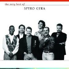 SPYRO GYRA - THE VERY BEST OF SPYRO GYRA  CD NEW+