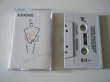 ICEHOUSE MAN OF COLOURS CASSETTE TAPE CHRYSALIS UK 1987
