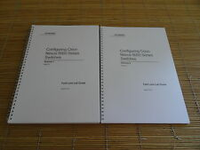 DCNX5K Configuring Cisco Nexus 5000 Series Switches Lab Guide Ver 3.0.0 Vol 1&2