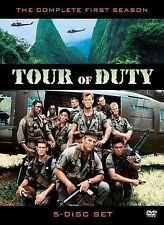 Tour of Duty - Season One (DVD, 2004, 5-Disc Set) NEW and Sealed