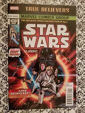 Marvel - True Believers - Star Wars Classic #1 Comic Book Star Wars Day 7/16