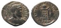 Constantine I AE Follis Trier mint.