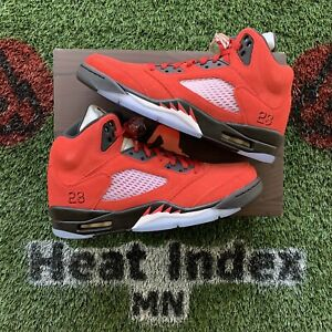 "Air Jordan 5 Retro ""Raging Bull"" - Size 10"