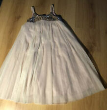 Monsoon Girls Party Dress  Size 4 - 5 Years