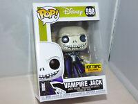 Funko Pop! Vinyl Figure - Disney #598 - Vampire Jack - Hot Topic Exclusive