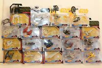 Lot of (18) 2020 Star Wars Hot Wheels Starships Mix 1-4 Complete set New Sealed