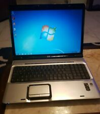 "HP Pavilion dv9000 17"" AMD Turion X2 64 2.2GHZ -250GB HD-4GB RAM,WIN 7 ENT"