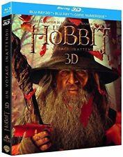 """Blu-ray 3D + 2d """"LE HOBBIT : UN VOYAGE INATTENDU""""    NEUF SOUS BLISTER"""