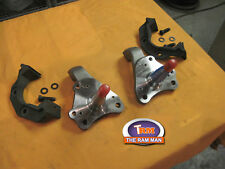 1962-74 MOPAR DISC BRAKE SPINDLES ,ADAPTERS ,FACTORY PARTS FOR CORRECT SWAP