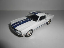 FORD MUSTANG SHELBY 350 GT SPORTS CARS DEAGOSTINI IXO  1/43