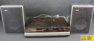 Philips Plattenspieler mit Boxen