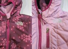 The NORTH FACE Reversible Puffer Infant Jacket Coat Size 12/18 Month