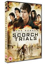 Maze Runner The Scorch Trials DVD 2015 Region 2e0339e0425new