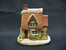 1990 Lilliput Lane Cherry Cottage 1990 with box and deed