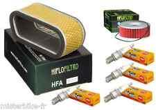 Pack Révision Filtre à Air Filtre à huile bougies Yamaha XS1100 S,E,F,G,H 1978-1
