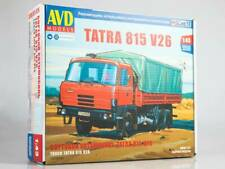 Tatra 815V26 бортовой 1/43 AVD Models RARE!