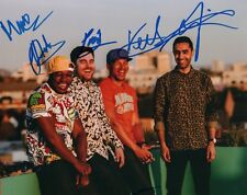 RUDIMENTAL Signed Autographed 8x10 Photo Full Band COA VD