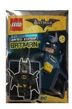 Lego Batman Limited Edition Foil Polybag Minifigure Batman Movie 211701 Building