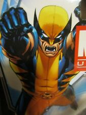 "Marvel Universe 3.75"" ASTONISHING WOLVERINE - MIP ! legends marvel knights X-Men"