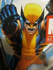 "Marvel Universe 3.75"" ASTONISHING WOLVERINE - MIP ! legends marvel knights X-Men"