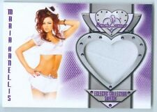 """MARIA KANELLIS """"SWATCH CARD"""" BENCHWARMER ECLECTIC 2016 WWE DIVA TNA KNOCKOUT"""