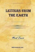 Letters from the Earth by Mark Twain