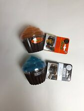 2 HERSHEYS REESES LAVA CAKE MAKER MICROWAVABLE CUPS CHOCOLATE PEANUT BUTTER