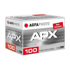 Pellicola 35mm Rullino BN bianco e nero Agfa Pan APX 100 135-36