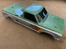 Proline 1972 Chevy C10 Longbed Bodyshell Painted & Cut To Fit Traxxas Revo 3.3
