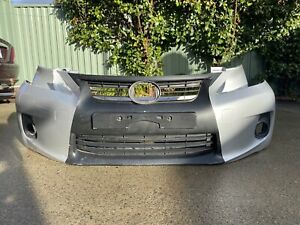Lexus CT200h front bumper, rear bumper and tail lamps