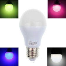 2.4G 6W RGBW WIFI LED Light Dimmable Bulb Lamp E27 Mi Light AC86-265V  Elegant