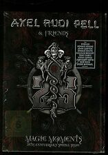 Axel Rudi Pell & Friends Magic Moments 25th Anniversary Special Show DVD new