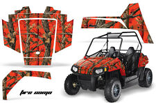 AMR Racing Polaris RZR 170 Decal Graphic Kit UTV Accessories All Years FIRE CAMO