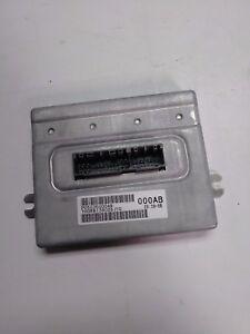 JEEP GRAND CHEROKEE 05035000AB 6.1L SRT-8 TRANSFER CASE CONTROL MODULE FDCM