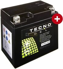 Batterie YTX5L-BS GEL Tecno Motorrad Power Akku wartungsfrei günstig langlebig