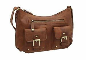 Bolla Bags New England Collection Shoulder / Cross Body Bag FOXWOOD