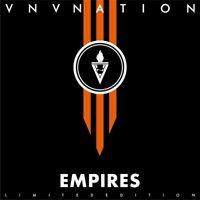 VNV NATION - EMPIRES (LIMITED CLEAR VINYL)   VINYL LP NEU