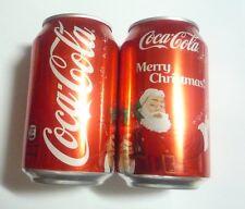 COCA COLA can HONG KONG 330ml Coke 2015 CHRISTMAS XMAS Open Happiness HK