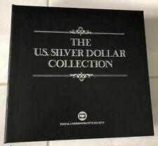 35 ea. U.S. SILVER DOLLARS - MORGAN & PEACE -