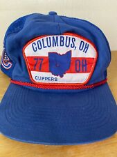 Columbus Clippers Snapback Hat