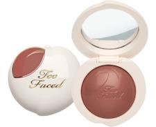Peach My Cheeks - Melting Powder Blush de Too Faced, Teinte Spiced Peach, neuf