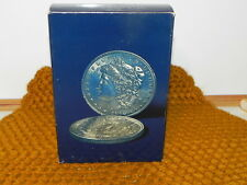Vintage Avon. New in Original Box; Liberty Dollar . Tribute Aftershave .6 0z