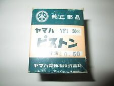 Yamaha YF1 YF 1 Piston .50 O/S  2nd Over size