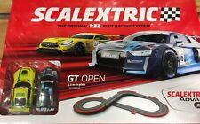 Scalextric GT Open Advance Pista de Coches (U10277S500)