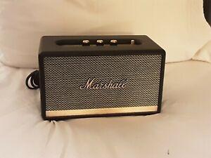 Marshall Acton II Bluetooth Stereo Speaker Black