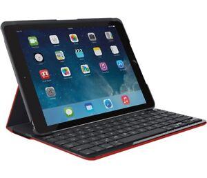 Logitech Canvas Schutzcase mit Tastatur für iPad Mini, Mini 2,iPad Mini 3 007625